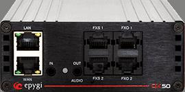 QX50  - מרכזית IP