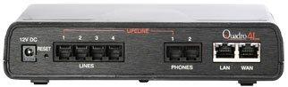 בתוספת סנום 320+ 4 טלפוני סנום 300 Quardo2x2 עד 24 שלוחות 2 קווי חוץ