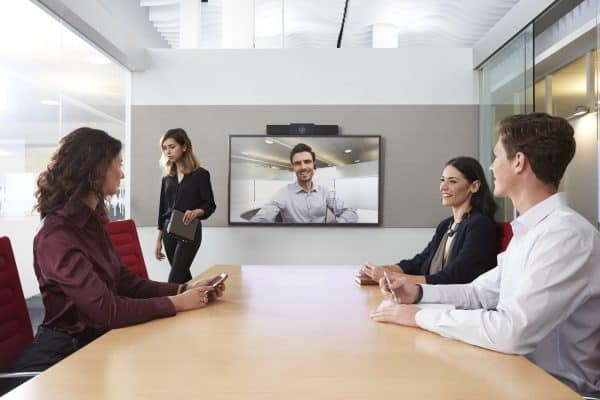 חדרי ישיבות Video Conference