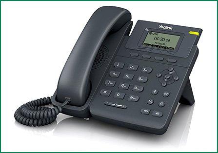 SIP-T19P IP טלפון