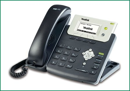 SIP-T21P IP טלפון
