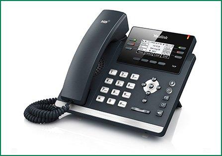 SIP-T41P IP טלפון