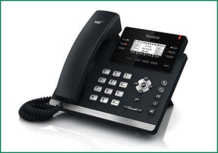 SIP-T42G IP טלפון