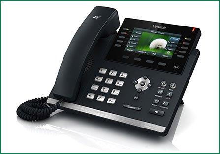 SIP-T46G IP טלפון